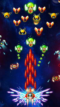 Space Hunter: Arcade Shooting Games APK screenshot 3