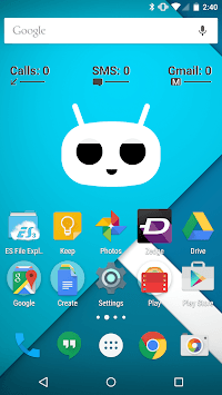 RootJunkys Zooper Widget APK : Download v1 07 for Android at AndroidCrew
