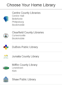 Central PA Libraries eCards APK screenshot 1