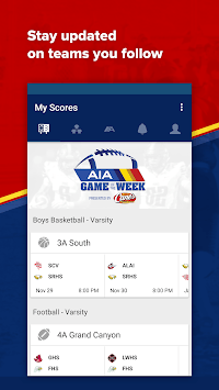 AZPreps365 Live APK screenshot 3
