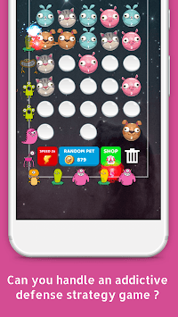 Space Animals: Tower Defense Game APK screenshot 2
