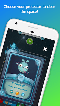 Space Animals: Tower Defense Game APK screenshot 3