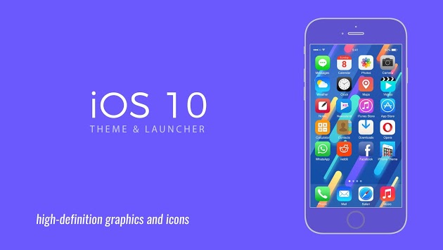 Theme for iOS 10 / iOS 11 APK : Download v1 0 for Android at