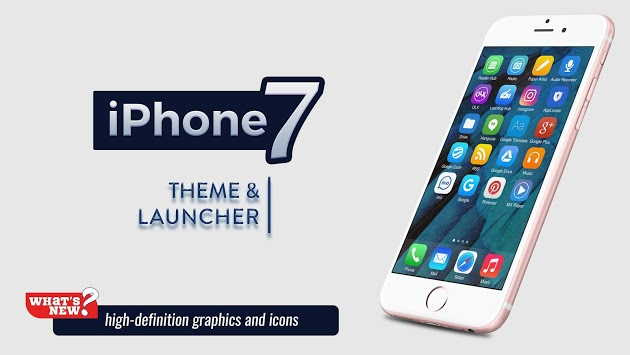 download launcher ios 7 full apk for android