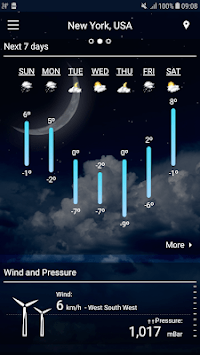 Weather Channel APK screenshot 2