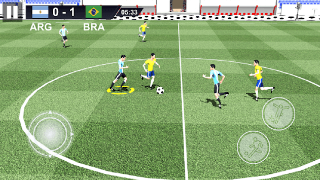Play Football Champions League 2019 APK screenshot 1