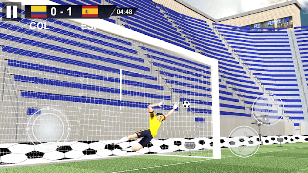 Play Football Champions League 2019 APK screenshot 2