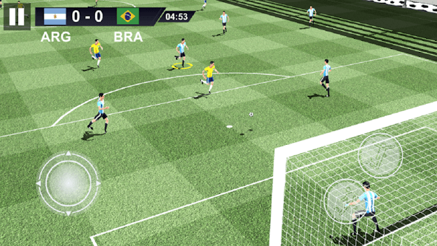 Play Football Champions League 2019 APK screenshot 3
