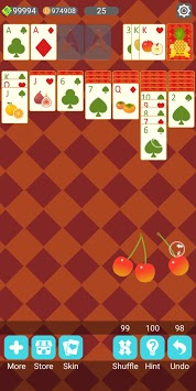 Solitaire - Card Collection APK screenshot 1