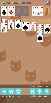 Solitaire - Card Collection APK screenshot 3