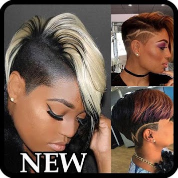 Black Woman Hairstyle Faded APK screenshot 3