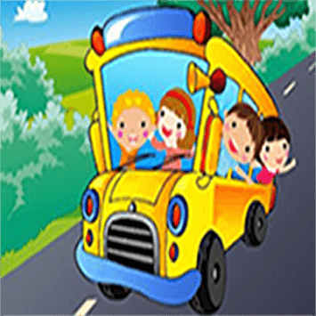 The Wheels on the Bus - rhymes APK screenshot 2