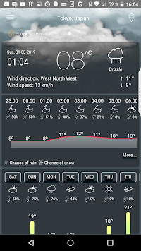 Weather Channel — Weather Forecast Apps 2019 APK screenshot 1