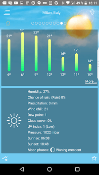 Weather Channel — Weather Forecast Apps 2019 APK screenshot 2