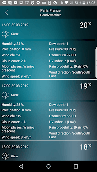 Weather Channel — Weather Forecast Apps 2019 APK screenshot 3