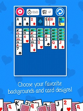 Solitaire APK screenshot 2