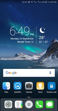 White OS 12 Theme For Huawei APK : Download v1 3 for Android at