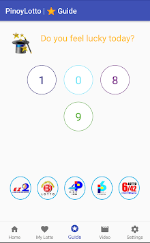 Live PCSO Lotto APK : Download v1 0 010 for Android at