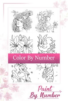 Paint by number - Coloring Book APK screenshot 2
