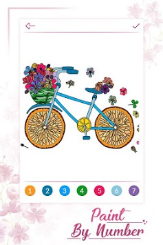 Paint by number - Coloring Book APK screenshot 3