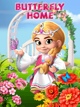 Butterfly Home APK screenshot 1