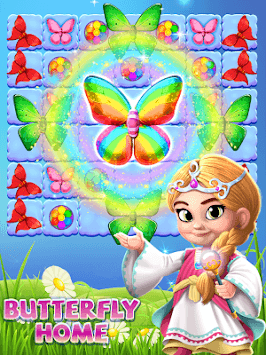 Butterfly Home APK screenshot 3