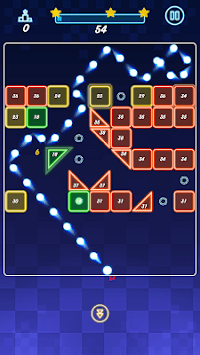 Bricks Breaker Shoot APK screenshot 1