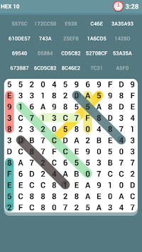 Number Search - Word Search APK screenshot 2