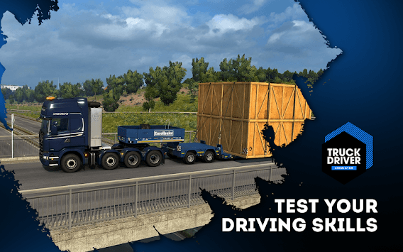 Truck Simulator – European Edition APK screenshot 2