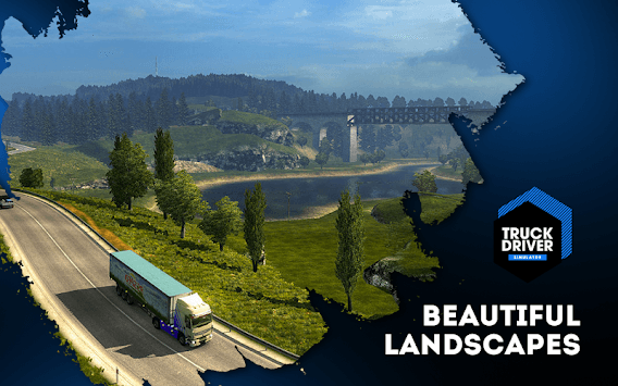Truck Simulator – European Edition APK screenshot 3