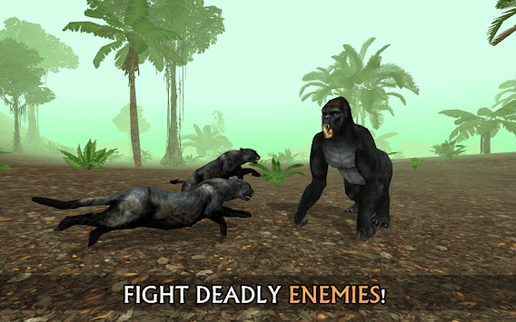 Wild Panther Sim 3D APK screenshot 2