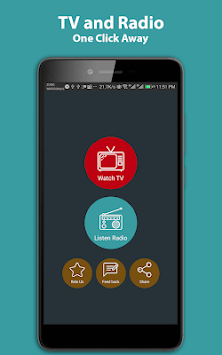 Russia TV Live Channels Online & FM Radio Stations APK : Download v1