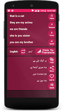 English To Urdu Translator : Offline Dictionary APK : Download v1 2
