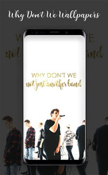 Why Don't We Wallpapers HD 4K APK screenshot 1 ...