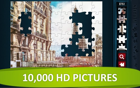 Jigsaw Puzzle Collection HD - puzzles for adults APK screenshot 1