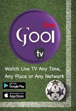 Gool TV APK : Download v2 for Android at AndroidCrew