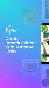 Kruso - Video Editor & Story Editor APK screenshot 1