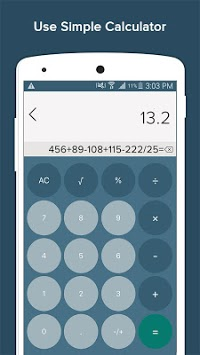 Voice Calculator APK screenshot 2