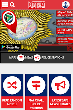 SAPS News Updates APK : Download v1 0 for Android at AndroidCrew