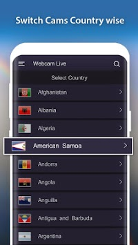 World Live Camera Viewer : Webcam, Earth cam APK screenshot 3