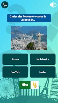 Where In The World? - Geography Quiz Game APK screenshot 3