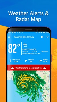 Daily Weather Hub - Free Accurate Weather Forecast APK : Download v1