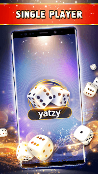 Yatzy Offline - Single Player Dice Game APK screenshot 1