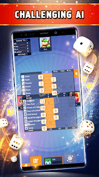 Yatzy Offline - Single Player Dice Game APK screenshot 2