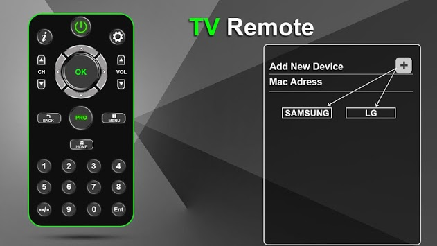 samsung tv remote apk android