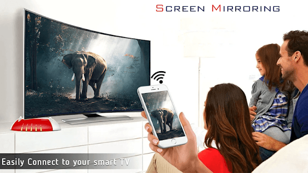 Miracast for Android to tv : Wifi Display APK screenshot 2