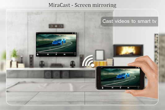 Miracast for Android to tv : Wifi Display APK screenshot 3
