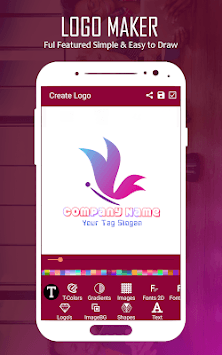 Logo Maker Free APK screenshot 2
