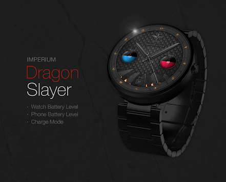Dragon Slayer watchface by Imperium APK : Download