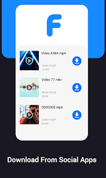 Video Downloader : All Videos APK screenshot 2